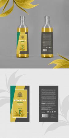 Combutea. Packaging