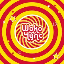 """Логотип для шоколада на палочке """"Шоко Чупс"""""""