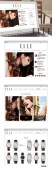 Брендовый сайт часов и ювелирных изделий