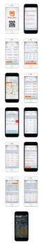 Дизайн - Многофункционального приложения для iOS Ф