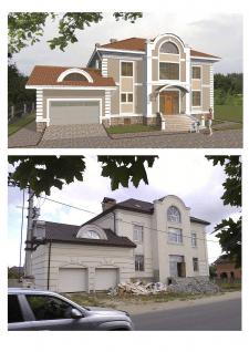 Жилой дом на Петропавловской Борщаговке
