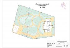 План вертикальной планировки г. Солнечногорск