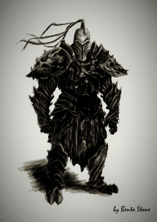 Иллюстрация рыцаря