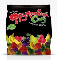 Упаковка для фруктовых долек
