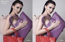 High-End Beauty Retouch
