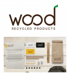 Логотип WOOD