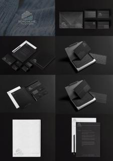 Фирменный стиль и разработка лого SOHO home