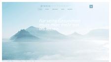 Сайт Praxis