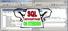 SQL Advantage on steroids