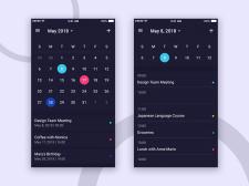 Календарь для Android