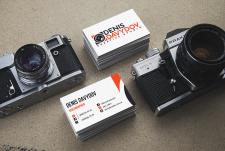 Personal Visit Card Design