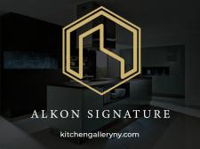 Разработка сайта для компании Alkon Signature