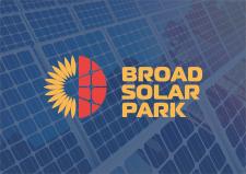 Broad solar park