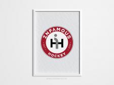 Разработка фирменного стиля для хоккейного бренда