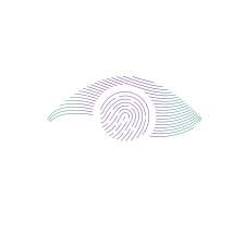 """Знаковый логотип """"Eye ID"""""""