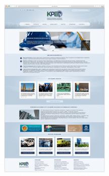 Дизайн сайта – Казахстан Инжиниринг