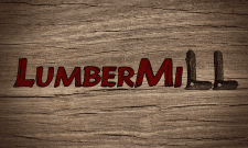 Логотип lumbermill