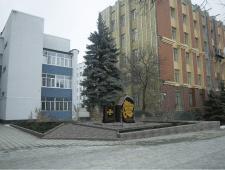Модель памятника сотрудникам СБУ