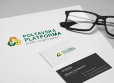 Poltavska Platforma Public Organization Logo