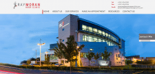 Корпоративный сайт для реабилитационной клиники