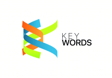 Key Words logo design