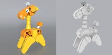 игрушка Жираф-акробат