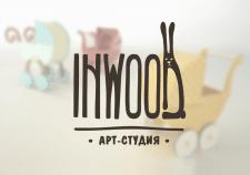 "Логотип для арт-студии ""Inwood"""