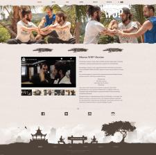 Школа китайских боевых искусств - WDP