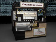"""Фирменная лавка """"Торское"""""""