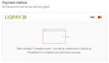 Интеграция платежного шлюза LiqPay c Shopify