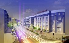 Реконструкция центральной улицы города