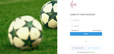 IFM Football - Java EE Web Dashboard