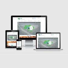 Создание сайта - клининговых услуг