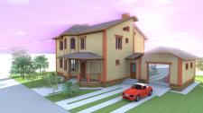Индивидуальный дом, г. Хмельницкий Лезнево 5
