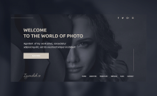 Izumchik - portfolio for photographers