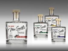 Дизайн линейки авторского алкоголя