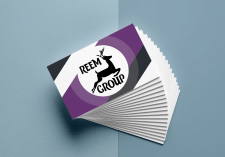 "Визитка ""Reem Group"""