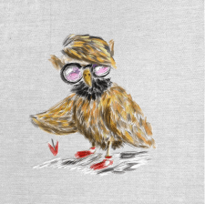 OWL hipster