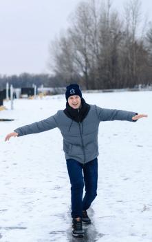 Зимняя радость