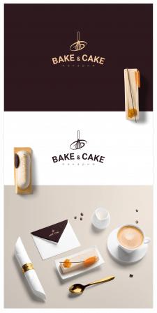 Logo Bake & Cake