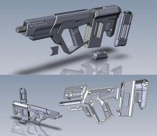 Создание  модели и подготовка к 3D печати