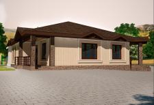 Реконструкция жилого дома в г. Донецке