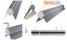 Проектирование новой линейки светильников NowaLed