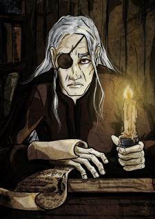 Der alte Meister (Krabat)