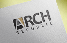 Логотип для архитектурного бюро.