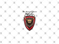 Логотип для кибер-спортивной команды