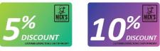 дизайн дисконт-карт