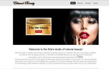 Сайт-витрина для салона красоты
