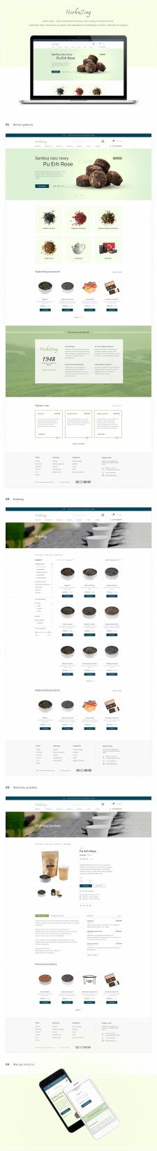 HerbaJing - онлайн-магазин чая