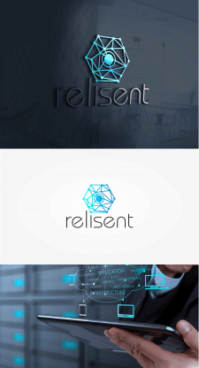 "Логотип для IT компании ""Relisent"""